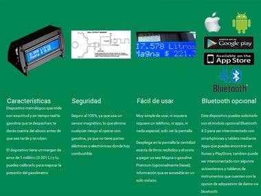 Arduino fuel meter