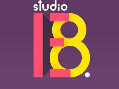Eighteen Studio Logo