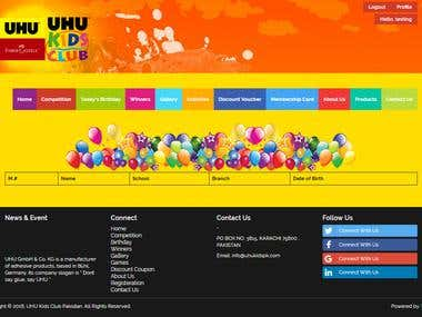 UHU KIDS CLUB PAKISTAN