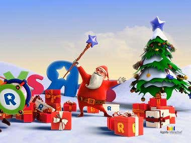 ToysRUs Christmas Animated Video Commercial video