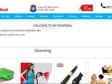 Sky Shop Deal
