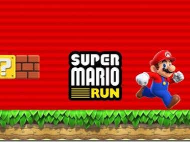 High Quality Web 2.0 Submissions for Super Mario Run