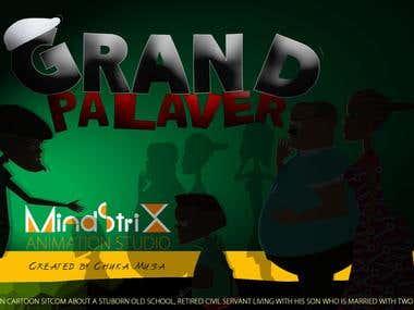 Nigerian Cartoon sitcom project