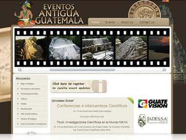 Eventos Antigua