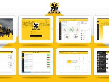 Mobile Application Design