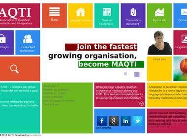 AQTI website