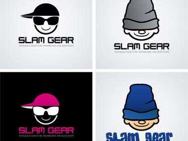 Logo for Slam-Gear.Com