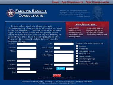 fedbenefitconsultants project