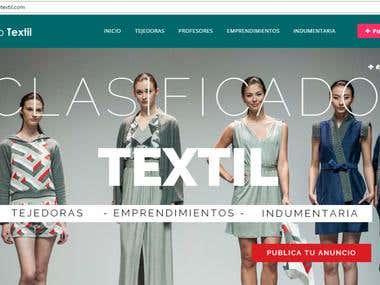 Directorio & Clasificados online  – Clasificado Textil