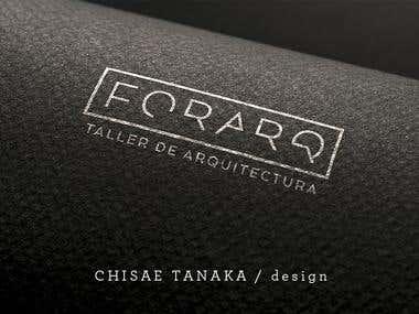 Forarq / Identity design