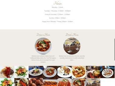 Matteo's Restaurant NR
