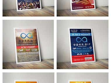 Posters and Billboards