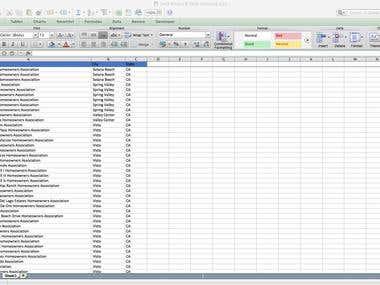 Data Mining & Web Scraping