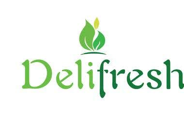 Delifresh Salad Bar Logo