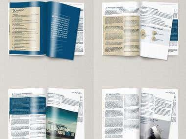 E-book. Editorial Design. Graphic Design.