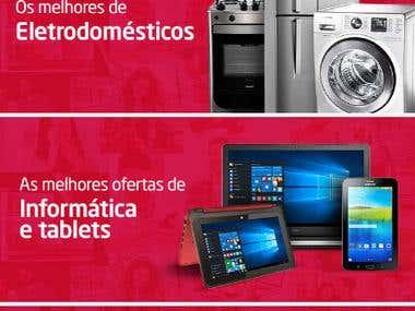 Pontofrio (Mobile App)