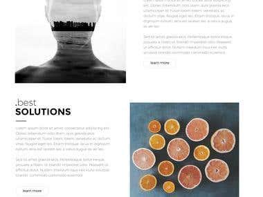 web Site Design Creative Touch