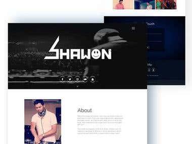 shawonofficial.com