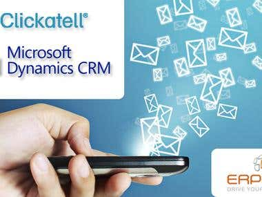 Microsoft Dynamics CRM and Clickatell SMS Integration