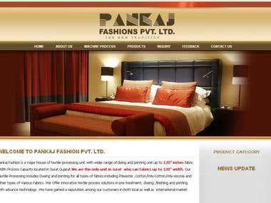www.pankajfashion.com
