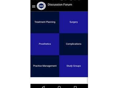 ISOI App