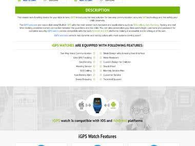 iGPS Watch
