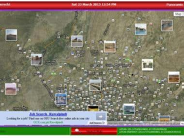 Google Maps API Work