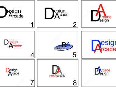 Logo Design-DA