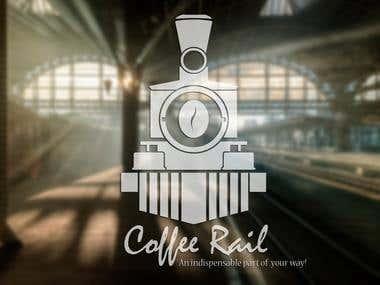 Company logo Coffee Rail