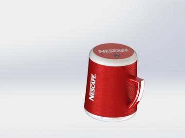 Nescafe thermal Mug