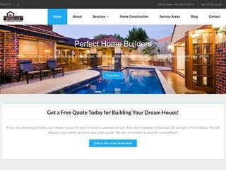 Wordpress Website - Real Estate Business: www.BricksLtd.com