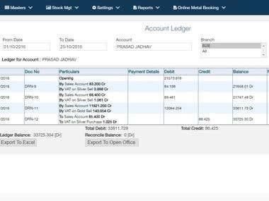 Online Metal trading platform