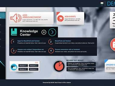 Education Dashboard