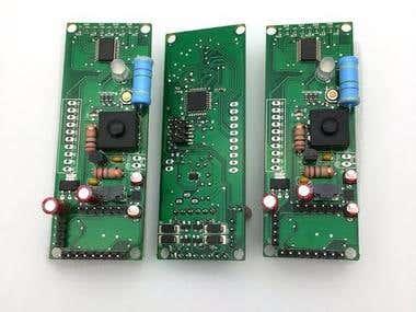 Motor and Sensor Board V2