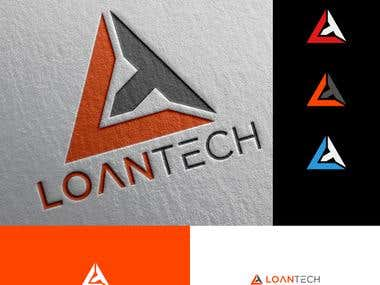 LOANTECH -Logo