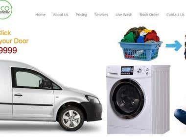 Laundry web