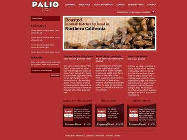 Subscription Based WooCommerce Setup: PalioCoffee.com