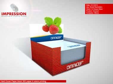 Omnicef (Acrylic Stand)