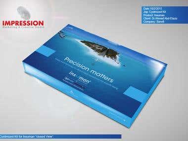 Insuman (Packaging Design/Customized Kit)