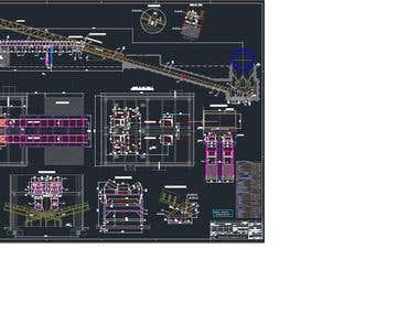 AutoCad Mechanical Projects
