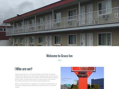 Grace Inn - Wordpress