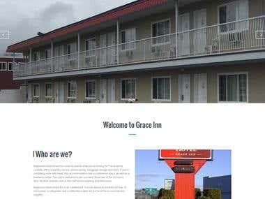 Grace Inn - Wordpress