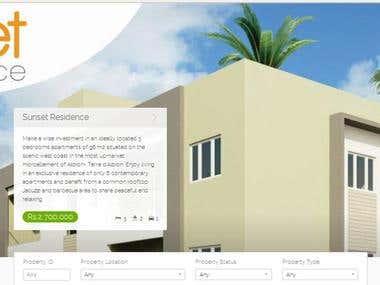 Palm Innovation - Wordpress