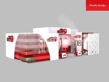 Booths designs
