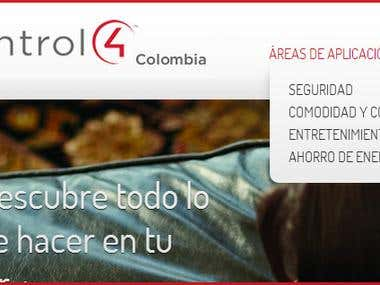 Control 4 Colombia