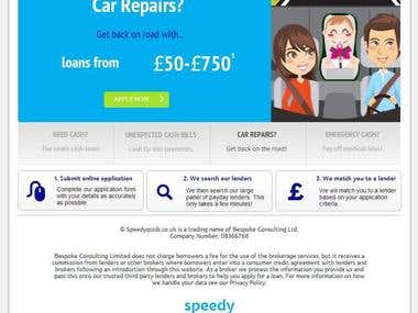 PayDay Loan Website