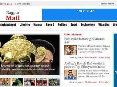 News Portal Framework