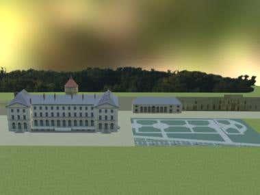 Chateau model