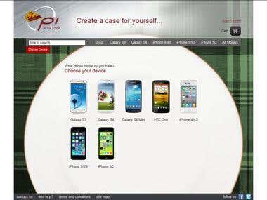 PI - phone cases