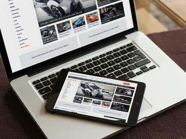AutoZoom Web Design